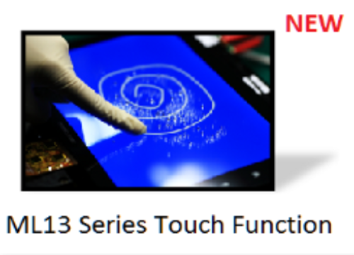 Edt Ml13 Series Touch Function
